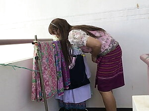 Dress set thai batic ladyboy EP2